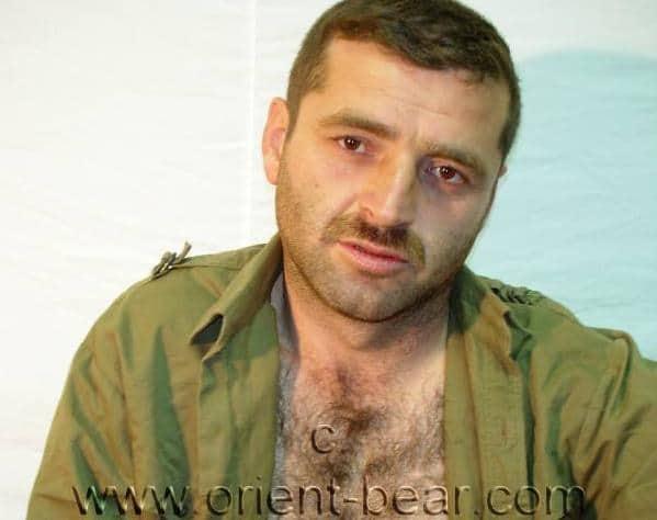 Naked Turkish Soldier