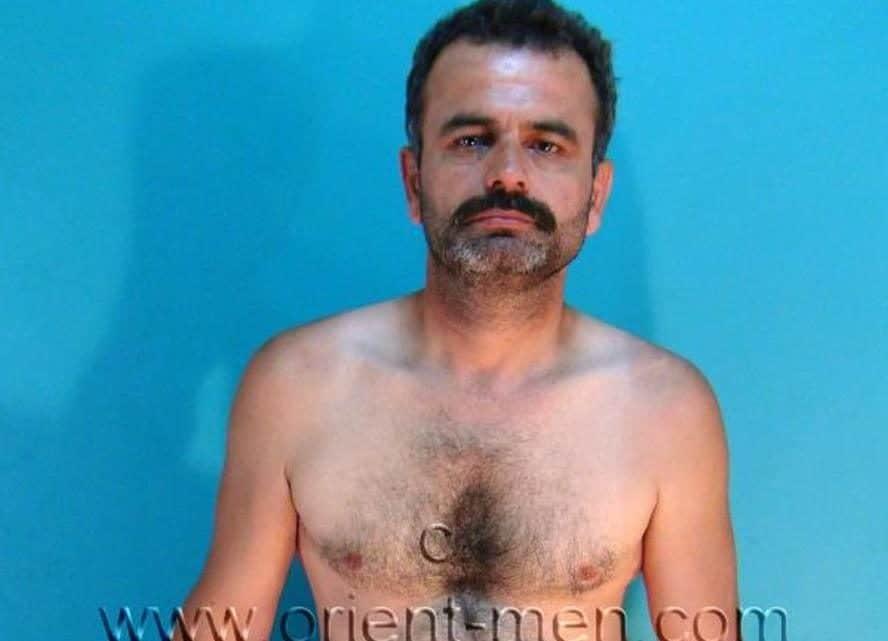 Naked Beautiful Hairy Turkish Man # 1