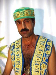 Naked Turkish Dad