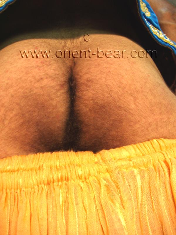 a horny naked turkkish dad