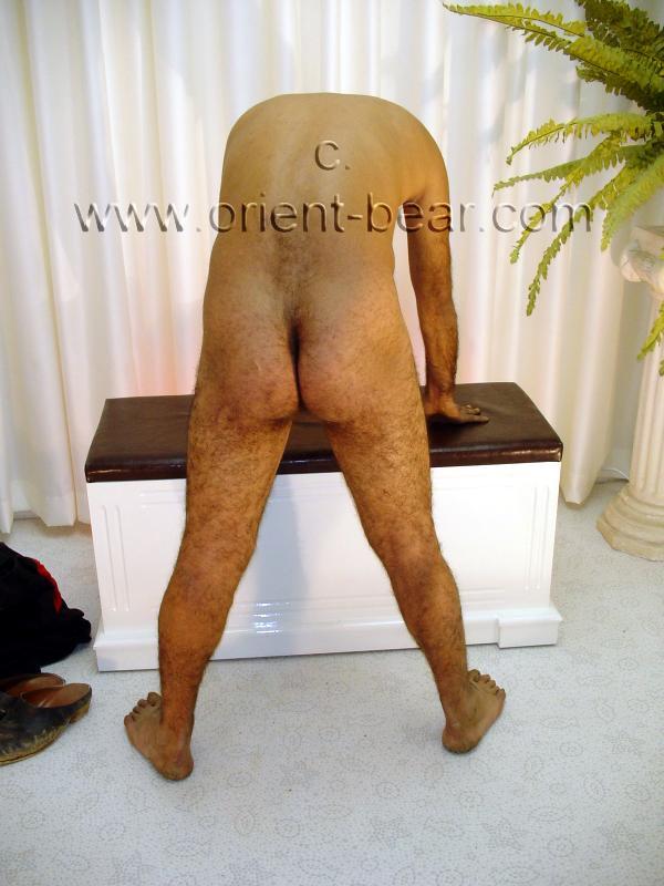 naked hairy iraqi man