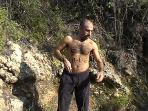 Muscle Hairy Turk