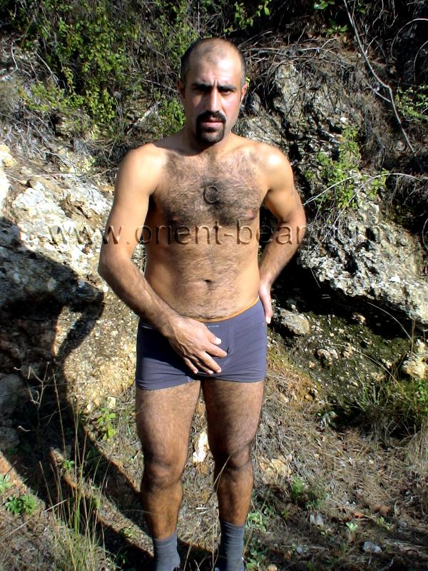 turkish Outdoor Gay Video