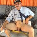 Naked Turkish Bear
