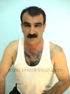 hairy turkish man