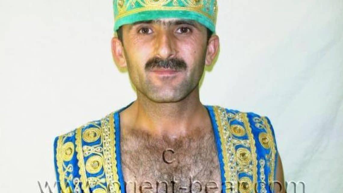 Kurdish Man Shows Ass